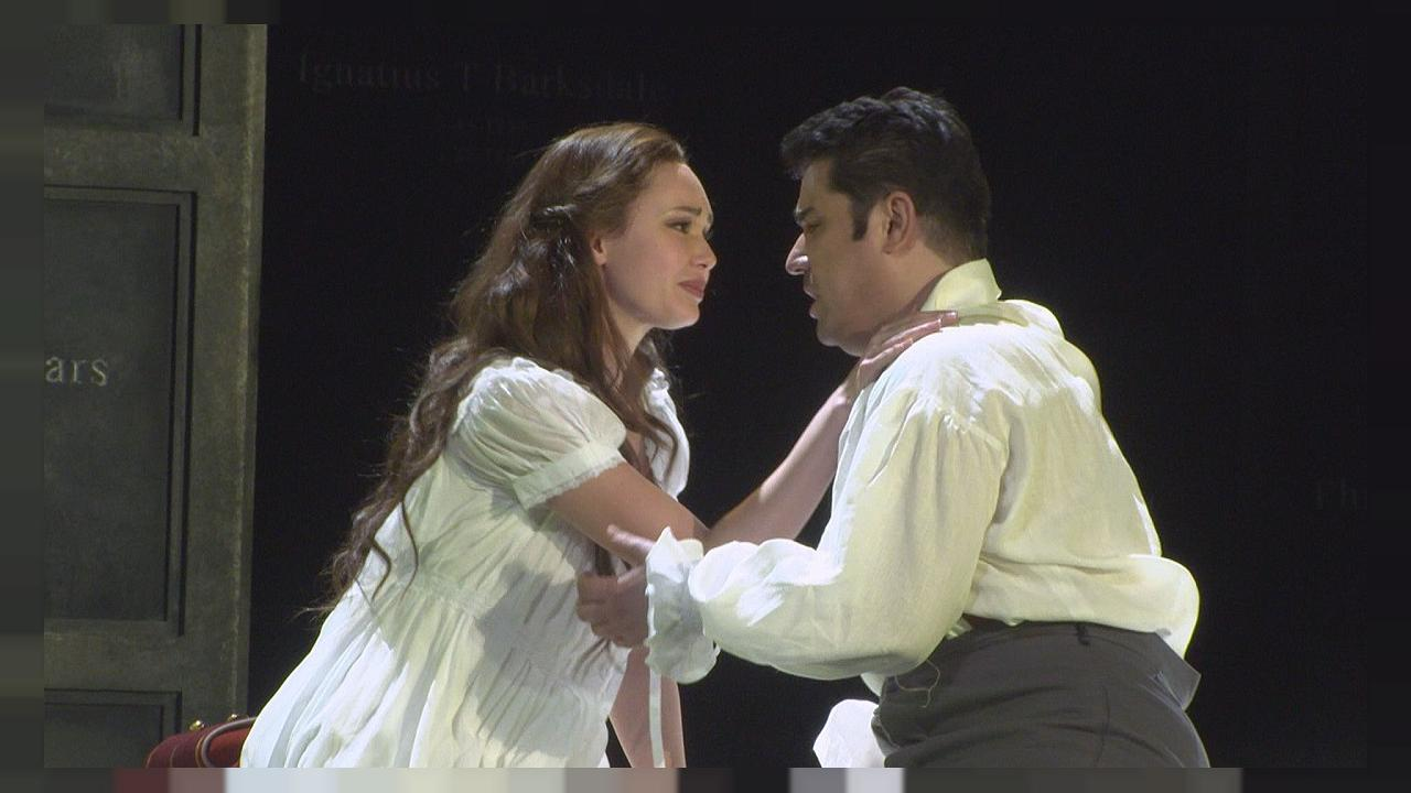 Romeo ve Juliet Gounod'un yorumuyla Barselona'da sahnelendi