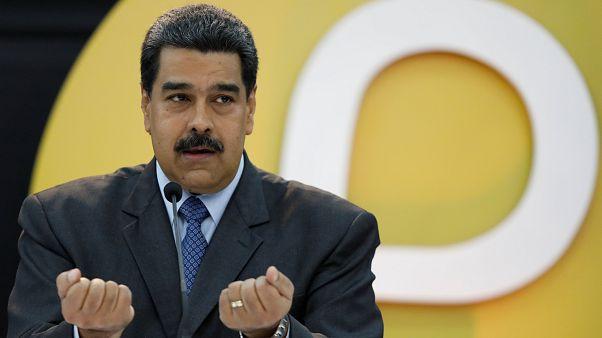 """Venezuela führt Kryptowährung """"Petro"""" ein"""