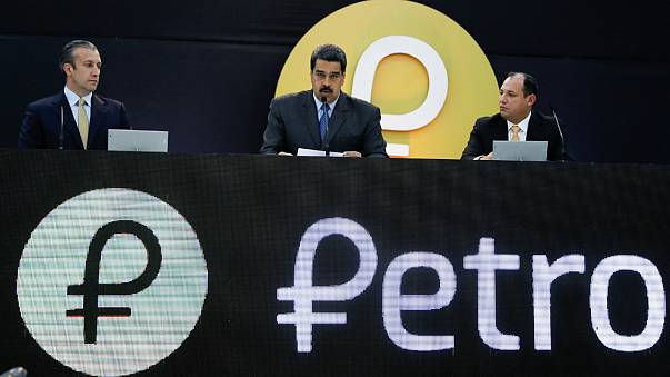 Venezuela lança moeda virtual para contornar sanções dos EUA