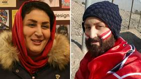 Meet the Iranian woman who dresses as a man to attend football matches