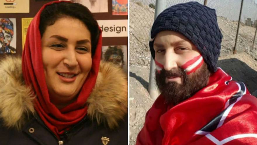 Meet the iranian woman who dresses as a man to attend football meet the iranian woman who dresses as a man to attend football matches thecheapjerseys Choice Image