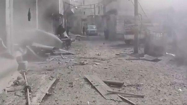 Восточная Гута: 250 погибших за два дня
