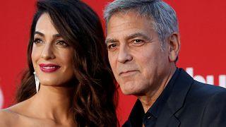 George Clooney'den silah kontrolü kampanyasına bağış