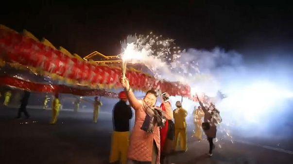 Les Miao célèbrent l'année du Chien