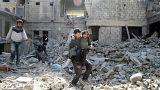 Suriye: Doğu Guta'da en az 250 kişi hayatını kaybetti