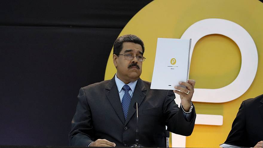 Βενεζουέλα: Ικανοποίηση για την πρεμιέρα του νέου της κρυπτονομίσματος