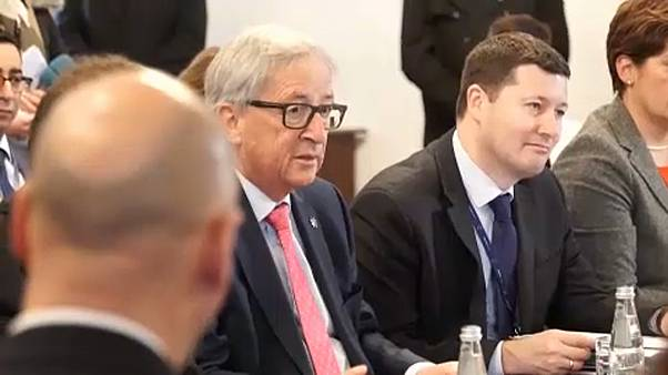 Jean-Claude Juncker e Martin Selmayr