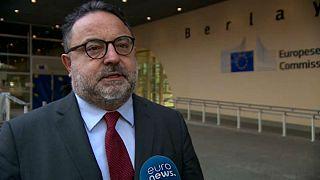 انریکو بریویو، سخنگوی بخش ترابری کمیسیون اروپا
