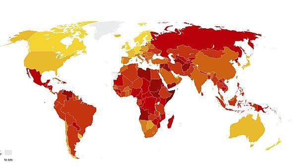 Asesinan un periodista cada semana en países con altos niveles de corrupción