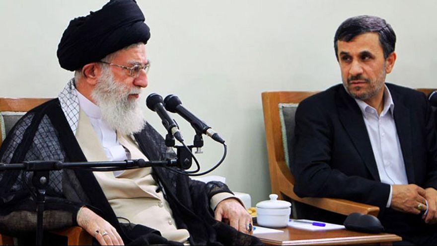 احمدینژاد خطاب به خامنهای: رئیس قوه قضاییه را برکنار و انتخابات زود هنگام برگزار کنید