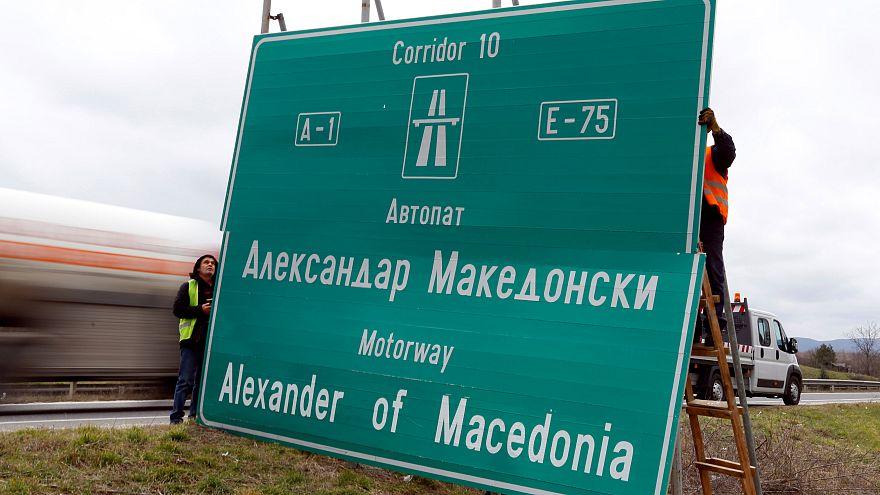 Közel a görög-macedón névvita vége