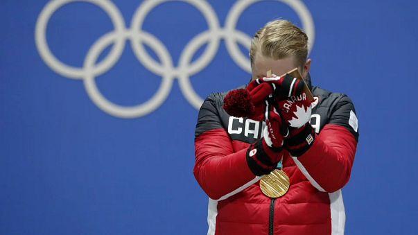 La revancha del canadiense Brady Leman en skicross