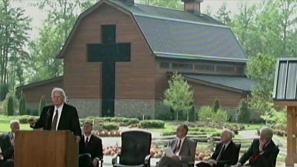 America's most-loved evangelist Billy Graham dies
