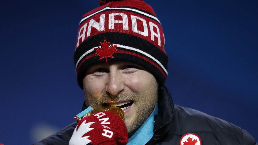 Dia grande para Brady Leman em PyeongChang