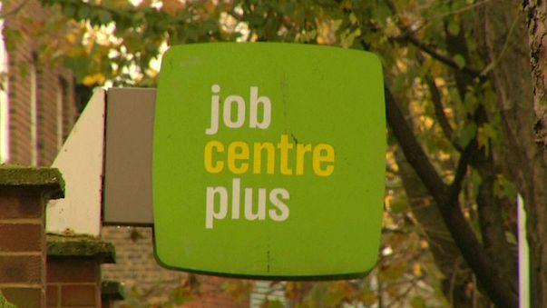 Desemprego no Reino Unido sobe no final de 2017
