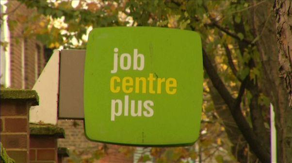 Gran Bretagna: la disoccupazione aumenta per la prima volta dal 2016