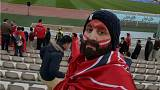 Conoce a la mujer iraní que se viste de hombre para asistir a los partidos de fútbol