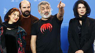 گزارش تصویری ازحضور کارگردان و بازیگران فیلم «خوک» در برلیناله