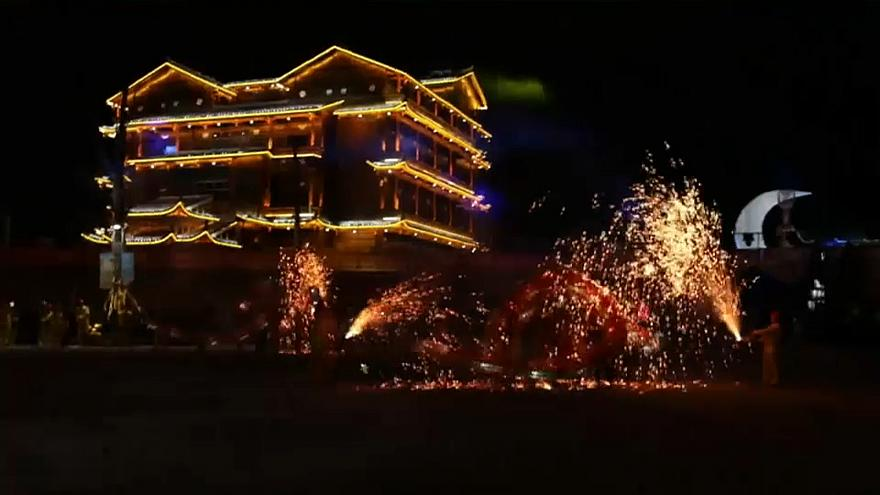 China celebra Festival da Primavera