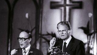 Πέθανε ο «πάστορας των Αμερικανών»