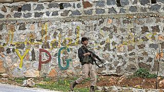 Szíria: Zavaros harci szövetségek Afrínnál