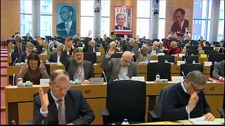 Vote en commission du Parlement européen