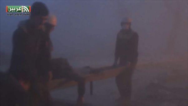 O testemunho de quem vive e trabalha em Ghouta