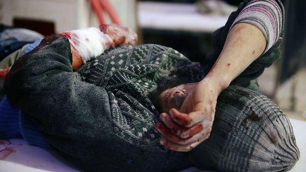 Ghouta sta morendo. La denuncia di Medici Senza Frontiere