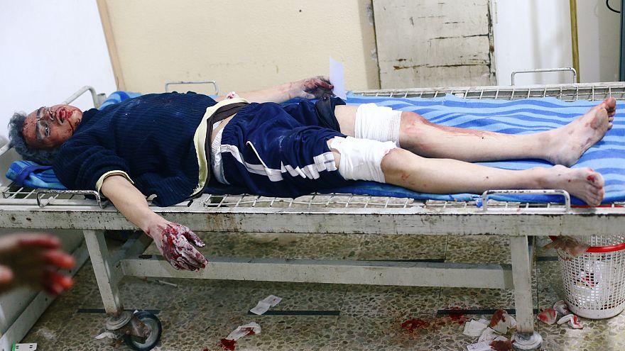 REUTERS/Bassam Khabieh TEMPLATE OUT