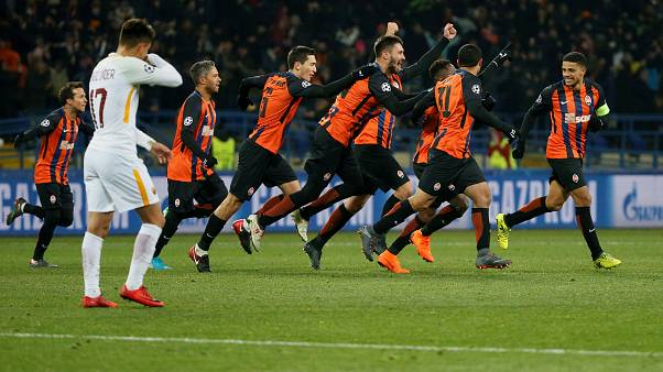 Champions League: Roma, tutto da rifare