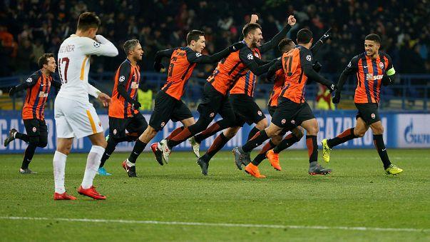Champions League: Roma, tutto da rifare