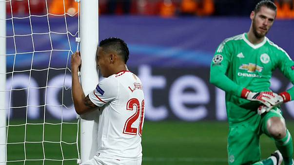 Liga dos Campeões: Mourinho fica a zero em Sevilha