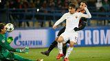 Şampiyonlar Ligi: Roma turu zora soktu