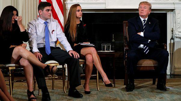 """Trump will Lehrer bewaffnen, um Schulmassaker """"schneller zu beenden"""""""