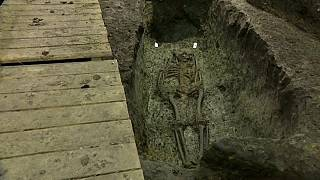 Archaelogists discover first 'Copenhageners'