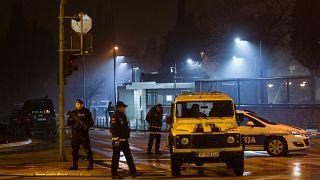 Selbstmordanschlag auf US-Botschaft in Montenegro