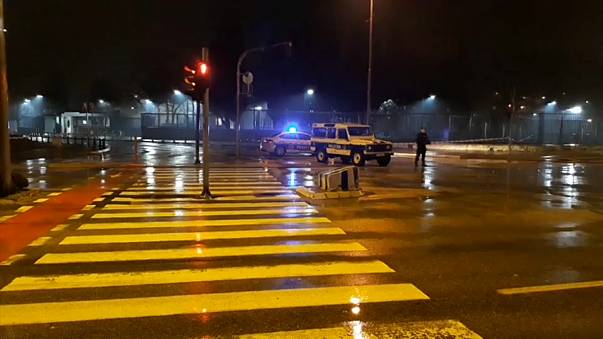 Grenade attack launched on US embassy in Montenegro