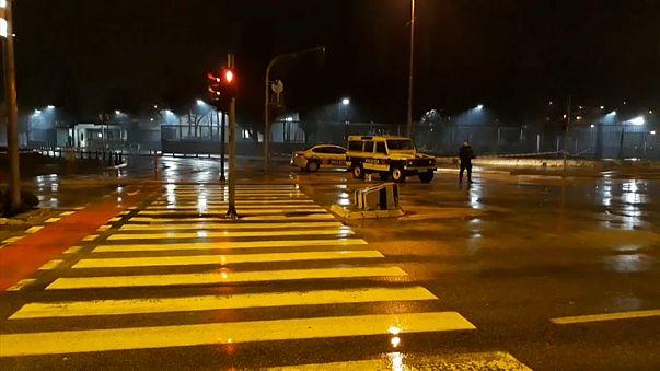 Ataque com granada na embaixada dos EUA no Montenegro