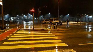 Atentado con granada contra la embajada de EEUU en Montenegro