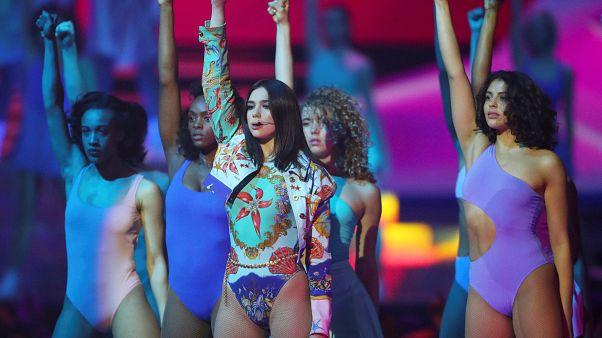 Brit Awards: Preise für Dua Lupa und Stormzy