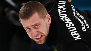 Curling, doping: il TAS ritira la medaglia al russo Krushelnitsky