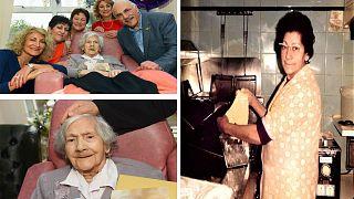 Η Κύπρια «βασίλισσα του fish & chips» στο Μπέρμιγχαμ έκλεισε τα 100