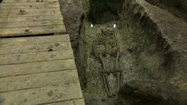 Hallados restos de los primeros habitantes de Copenhague