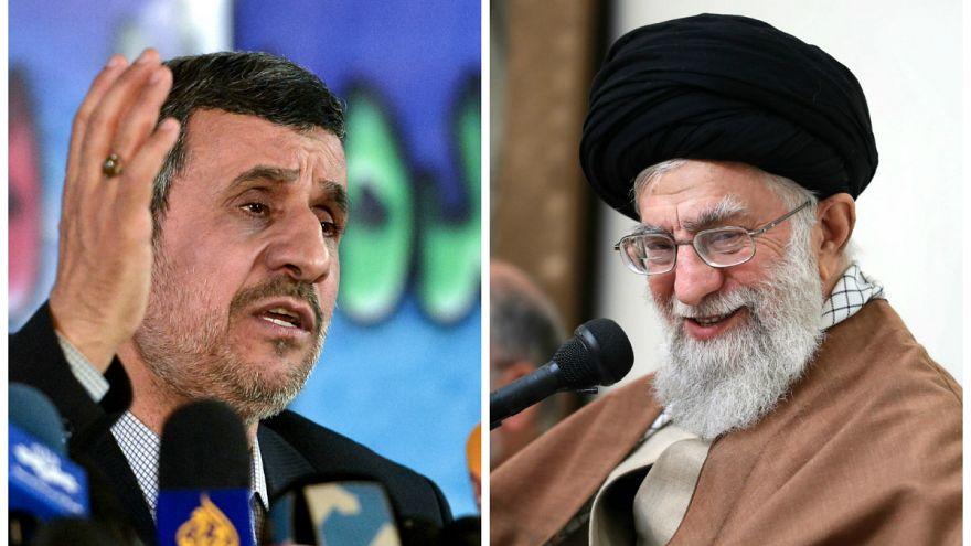 Ahmedinejad'dan Hamaney'e reform çağrısı