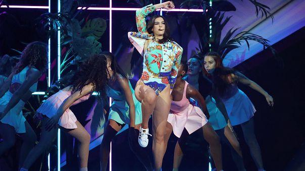 Dua Lipa e Stormzy, os grandes vencedores dos Brit Awards