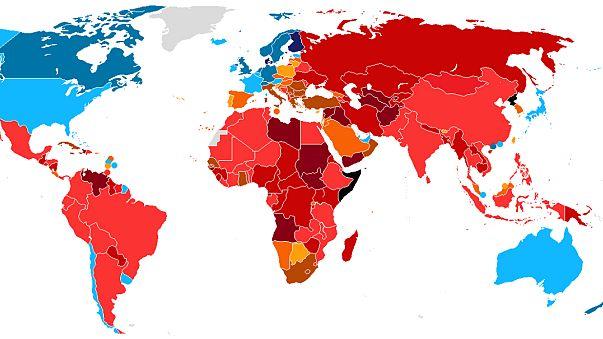 Yolsuzluk Endeksi Raporu: Türkiye altı sıra geriledi