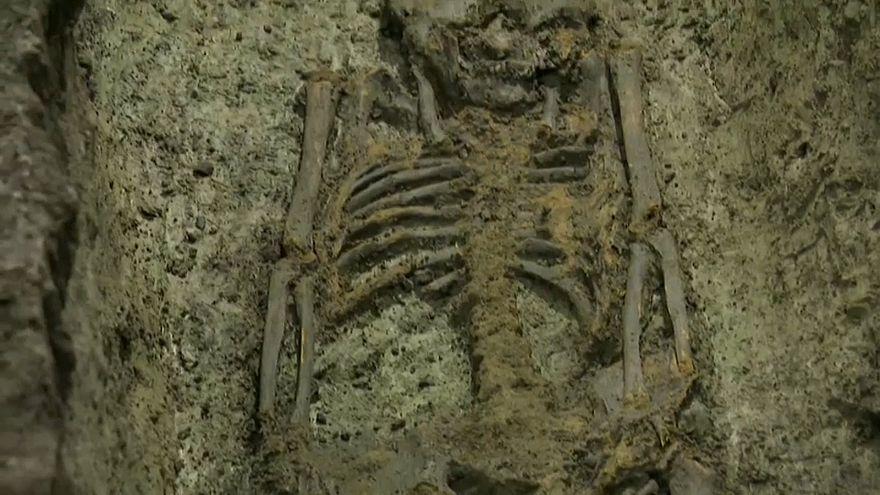 Kopenhagen: Skelette unterm Rathausplatz