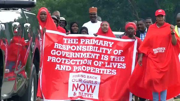 Recuperado novo grupo de raparigas raptadas na Nigéria