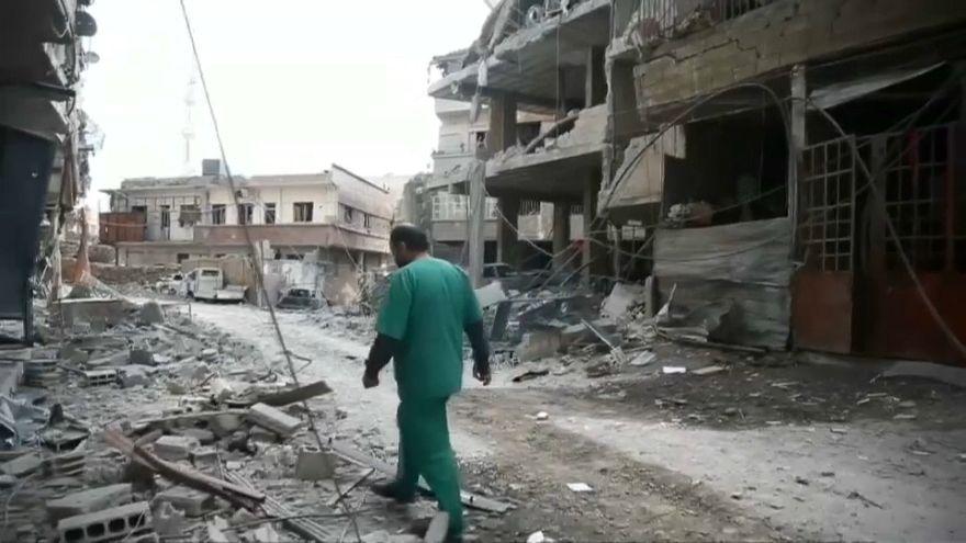 """Mehr als 400 Tote in Ost-Ghouta - """"Nichts funktioniert mehr"""""""