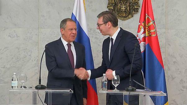 Сербия-Россия: ЕС дружбе не помеха